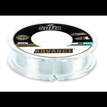 Sufix Advance Ice Monofilament 6lb Clear 100yds