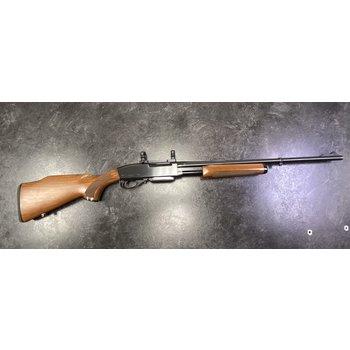 Remington 7600 270 Win Pump Action Rifle w/ Sights