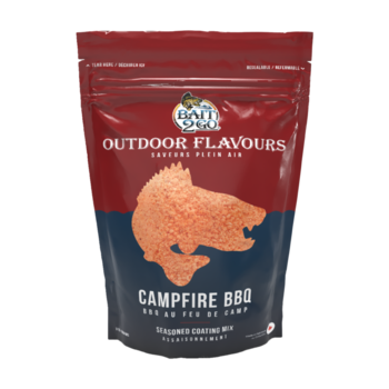 Outdoor Flavors Outdoor Flavors Camp Fire BBQ Seasoned Coating Mix