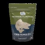Outdoor Flavors Lemon Pepper Dill Seasoned Coating Mix
