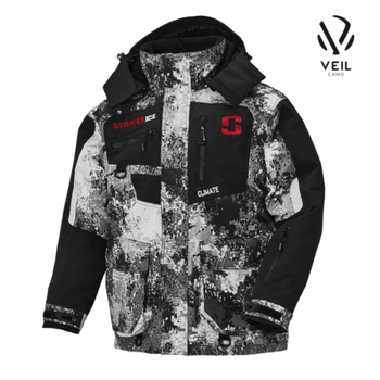 Striker Ice Men's Climate Jacket, Viel Stryk, XXXL