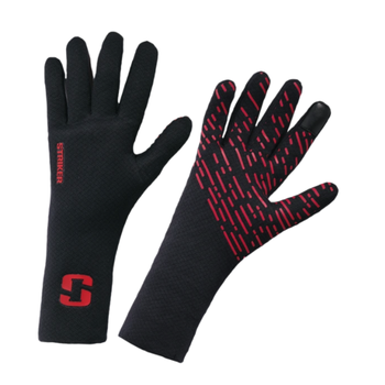 Striker Ice Stealth Glove, Black, M