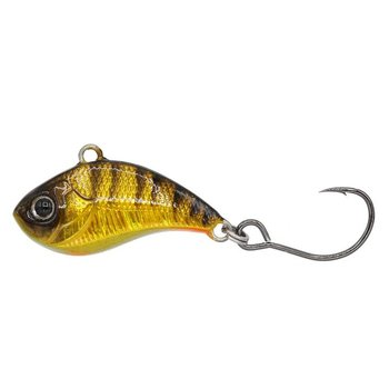 Euro Tackle Z-Viber 1/16oz Yellow Perch