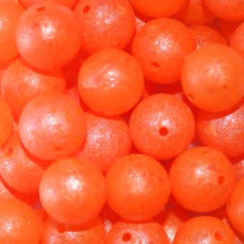 Glow Beadz Glow Beadz 8mm Orange Glow