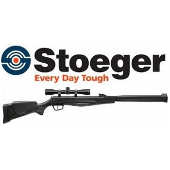 Stoeger Stoeger S4000E Sport Synthetic Combo w/ 4x32 SCOPE .177 CAL (495fps)