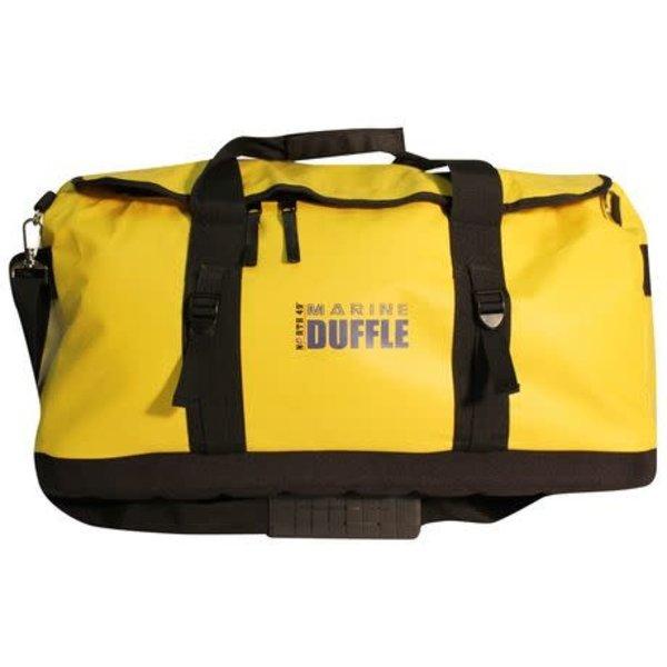 North 49 Marine Duffle Bag, Yellow, Medium