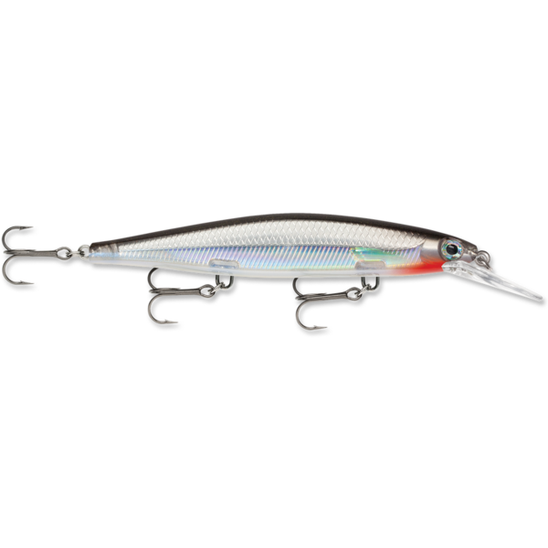 Rapala Shadow Rap Deep. Silver 4-3/8""