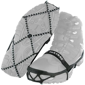 Yaktrax Pro Ice Traction Coil Cleat Black L