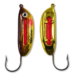 Northland Glo-Shot Jig Metallic Gold 1/4oz