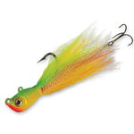 Northland Bionic Bucktail Jig 3/4oz Yellow Perch