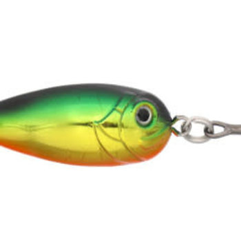 Euro Tackle Live Spoon 3/8oz Fire Tiger