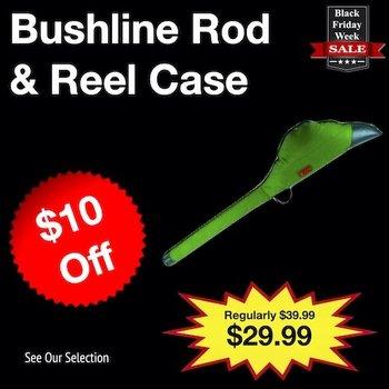 Bushline Rod & Reel Case