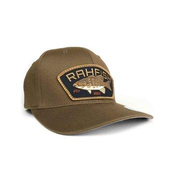 RahFish SMB Fullback Cap, Coyote Brown
