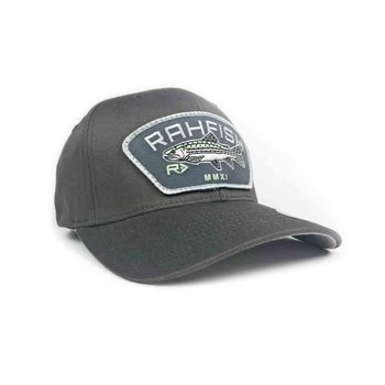 RahFish Fullback Trout Cap, Rainbow Trout Grey