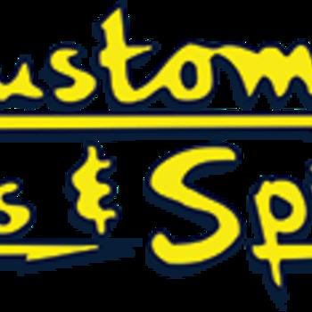 Custom Jigs&Spins