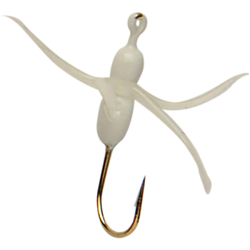 Custom Jigs&Spins Nuclear Ant Size 8 Glow Brite
