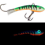 Moonshine Lures Shiver Minnow #2.5 Glow Perch