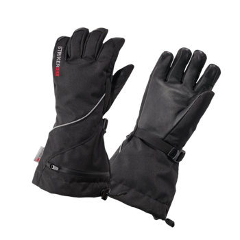 Striker Women's Mirage Glove, Black, L