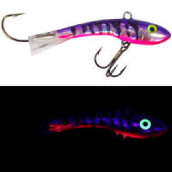 Moonshine Lures Shiver Minnow #2.5 Holographic Topper