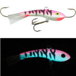Moonshine Lures Fat Bottom Shiver Minnow #2.5 Crab Cakes