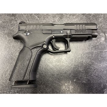 Grand Power Q100 9mm Semi Auto Pistol w/8 Mags