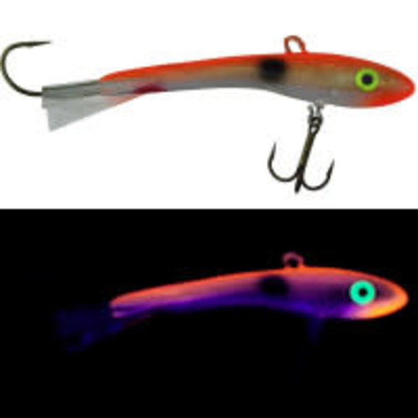Moonshine Lures Shiver Minnow #3 Holographic Stina's Crush