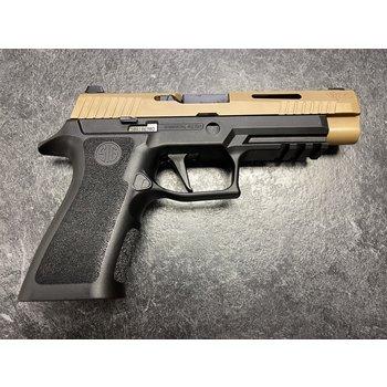 "Sig Sauer P320 X-VTAC 9mm 4.7"" Semi Auto Pistol w/3 Mags"