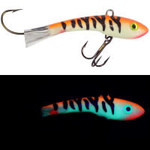 Moonshine Lures Shiver Minnow #2.5 Tangerine Tiger