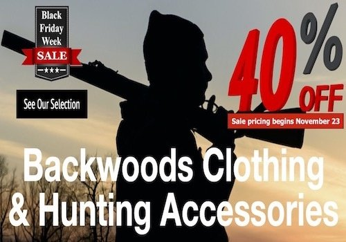 Backwoods Clothing & Hunting Accessories