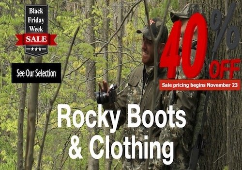 Rocky Boots & Clothing