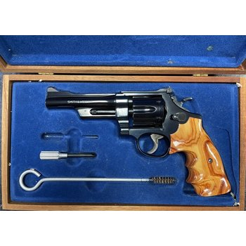 Smith & Wesson Model 27-2 357 Mag 5' Revolver w/Presentation Box
