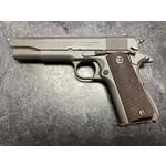 Colt 1911A1 US Army WW II .45 ACP Parkerized  Semi Auto Pistol (1943)
