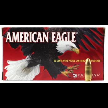 Federal American Eagle 9mm Luger 115Gr FMJ