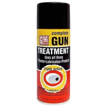 G96 G96 Complete Gun Treatment 12OZ