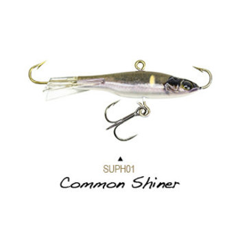 Lunkerhunt Straight Up Jig 1/2oz Common Shiner