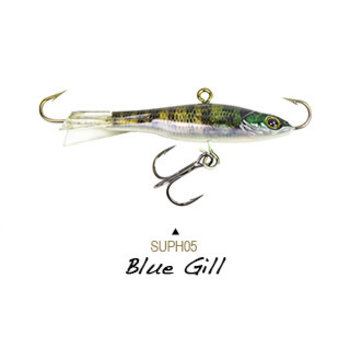 Lunkerhunt Straight Up Jig 1/2oz Blue Gill