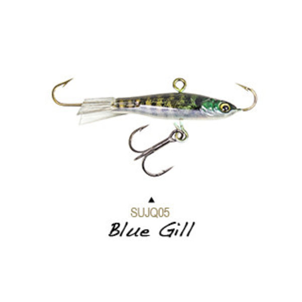 Lunkerhunt Straight Up Jig 3/16oz Blue Gill
