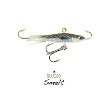 Lunkerhunt Straight Up Jig 3/16oz Smelt