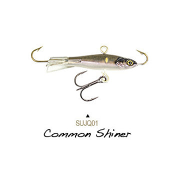 Lunkerhunt Straight Up Jig 3/16oz Common Shiner