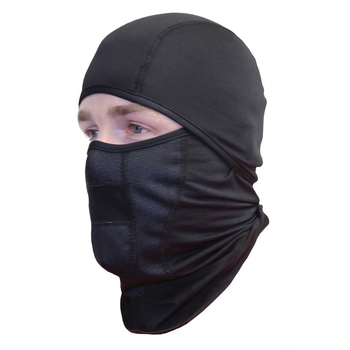 Backwoods 4-Way Pro Balaclava, Black