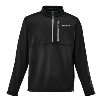 Striker Ice Waypoint Half Zip Black XL