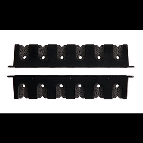 Berkley Horizontal 6 Rod Rack