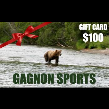 Gagnon Sports $100.00 Gift Card