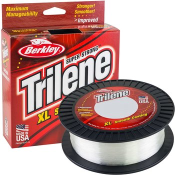 Trilene XL 10lb Clear 1000yd Spool