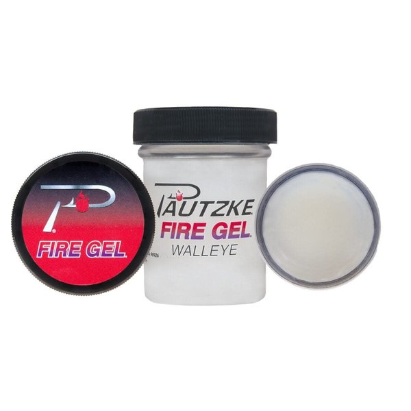 Pautzke Bait Co. Fire Gel. Walleye 1.55oz.