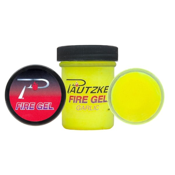 Pautzke Bait Co. Fire Gel. Garlic 1.65oz.