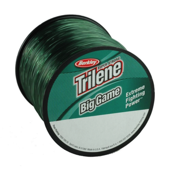 Trilene Big Game 40lb. Low-Vis Green 220yds