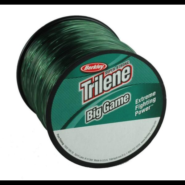 Trilene Big Game 40lb. Low-Vis Green 220yds