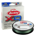 Berkley X9 Braid 80lb Low-Vis Green 164yds