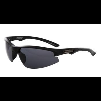 SpiderWire Terror Eyes Polarized Sunglasses. Mate Black/Smoke SSGTEGBL-HSGM